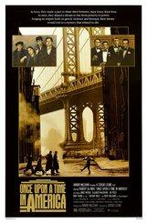 Постер к фильму «Однажды в Америке»