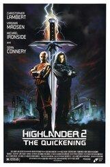 Постер к фильму «Горец 2: Оживление»