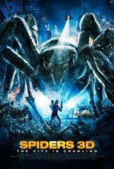 Постер к фильму «Пауки 3D»