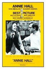 Постер к фильму «Энни Холл»