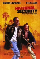 Постер к фильму «Национальная безопасность»