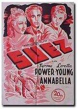 Постер к фильму «Суэц»