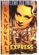 Постер к фильму «Шанхайский экспресс»