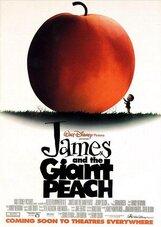Постер к фильму «Джеймс и гигантский персик»