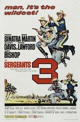 Постер к фильму «Три сержанта»