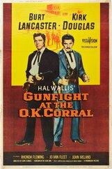 Постер к фильму «Перестрелка в О.К. Коралл»