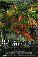 Постер к фильму «Крылатые монстры IMAX 3D»