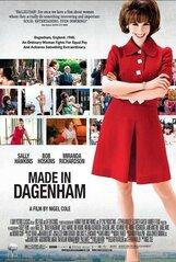 Постер к фильму «Сделано в Дагенхэме»