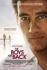 Постер к фильму «Мальчики возвращаются»