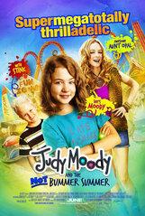 Постер к фильму «Джуди Муди и веселое лето»