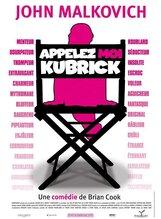 Постер к фильму «Быть Стэнли Кубриком»