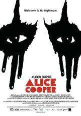 Постер к фильму «Супер-пупер Элис Купер»