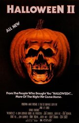 Постер к фильму «Хэллоуин 2»