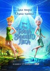 Постер к фильму «Феи: Тайна зимнего леса 3D»