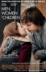 Постер к фильму «Мужчины, женщины и дети»