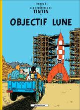 Постер к фильму «Тинтин – Задача: попасть на Луну»
