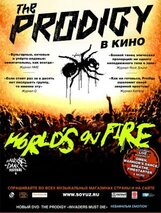 Постер к фильму «The Prodigy-World is on fire»