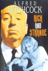 Постер к фильму «Богатые и странные»