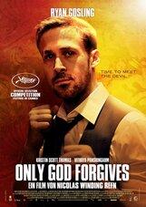 Постер к фильму «Только Бог простит»
