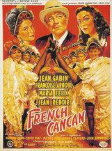 Постер к фильму «Французский канкан»