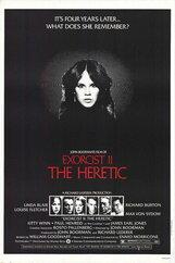 Постер к фильму «Изгоняющий дьявола II: Еретик»