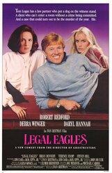 Постер к фильму «Орлы юриспруденции»