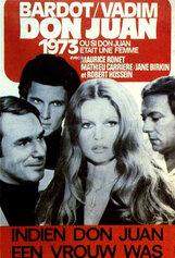Постер к фильму «Если бы Дон-Жуан был женщиной…»