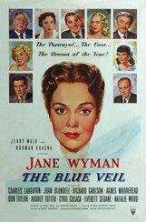 Постер к фильму «Голубая вуаль»