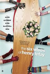 Постер к фильму «Шесть жен Генри Лефэя»