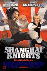 Постер к фильму «Шанхайские рыцари»