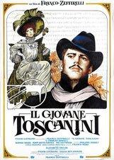 Постер к фильму «Молодой Тосканини»