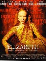 Постер к фильму «Елизавета»