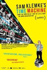 Постер к фильму «Машина времени Сэма Клемке»