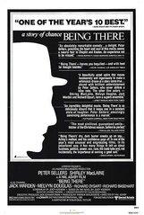 Постер к фильму «Будучи там»