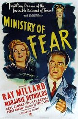 Постер к фильму «Министерство страха»