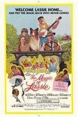 Постер к фильму «Магия Лэсси»