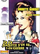 Постер к фильму «Бабетта идет на войну»