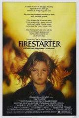 Постер к фильму «Воспламеняющая взглядом»