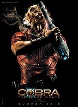Постер к фильму «Космический пират Кобра»