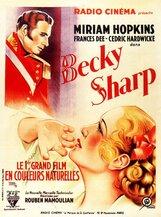Постер к фильму «Бекки Шарп»