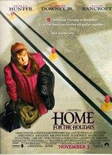 Постер к фильму «Домой на праздники»