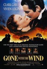 Постер к фильму «Унесенные ветром»