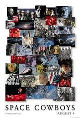 Постер к фильму «Космические ковбои»