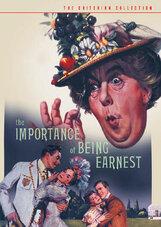 Постер к фильму «Как важно быть серьезным»