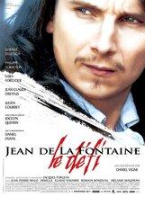 Постер к фильму «Жан де Лафонтен — вызов судьбе»