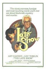 Постер к фильму «Позднее шоу»