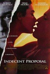 Постер к фильму «Непристойное предложение»