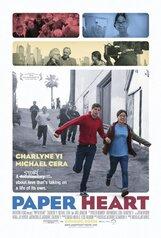 Постер к фильму «Бумажное сердце»