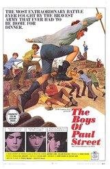 Постер к фильму «Мальчишки с улицы Пал»