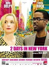 Постер к фильму «Два дня в Нью-Йорке»